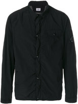 C.P. Company garment dyed overshirt - men - Cotton/Polyamide - M