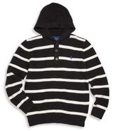 Ralph Lauren Toddler's, Little Boy's & Boy's Striped Hoodie