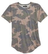 Elwood Boy's Camo Print T-Shirt