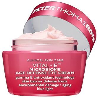 Peter Thomas Roth Vital-E Microbiome Moisturize Defense Eye Cream