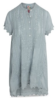 Johnny Was Liesse Embroidered Tunic