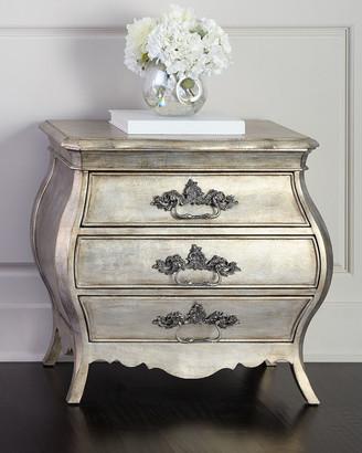 Hooker Furniture Hadleigh Three-Drawer Nightstand