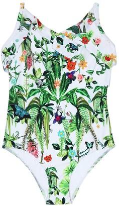 Camilla Kids Printed swimsuit