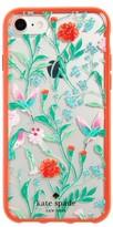 Kate Spade Jeweled Jardin Iphone 7 Case - Green