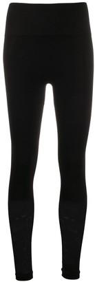 Filippa K Soft Sport Embroidered High-Rise Leggings