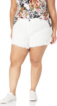 City Chic Women's Apparel Women's Plus Size Shorts