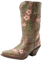 Durango Women's Crush Floral Rainbow RD3564 Western Boot
