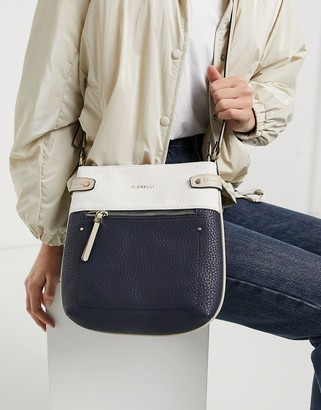 Fiorelli Anna crossbody bag in nautical mix