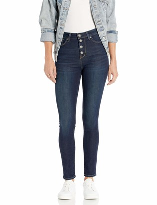 Silver Jeans Co. Women's Robson Slim Fit High Rise Jeggings