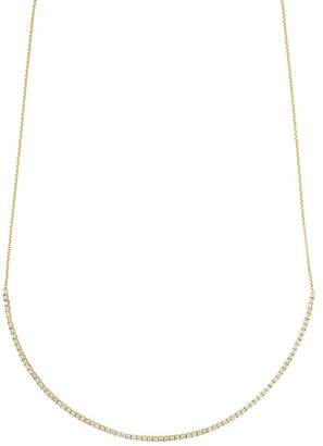 My Story The Pixie 14K Yellow Gold Diamond Necklace