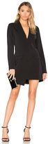 MinkPink Blazer Mini Dress in Black. - size XS (also in )