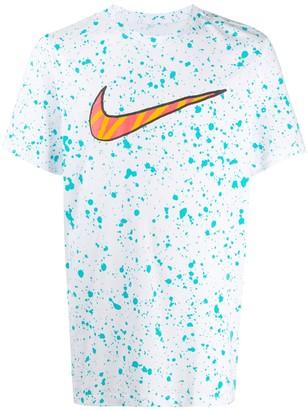 Nike Summer graphic-print T-Shirt