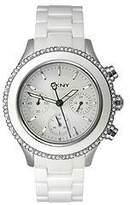 DKNY Women's Westside NY8672 Ceramic Analog Quartz Watch