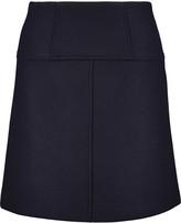Marc by Marc Jacobs Wool-blend mini skirt