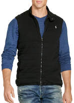 Polo Ralph Lauren Big and Tall Pima Cotton Interlock Vest
