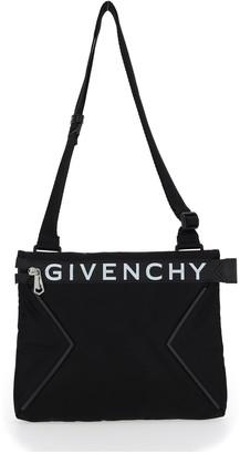 Givenchy Logo Printed Crossbody Bag