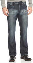 INC International Concepts Men's Gale Copenhagen Bootcut Jeans, Only at Macy's