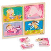 Bed Bath & Beyond green start® Little Princess Wooden Puzzle