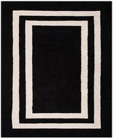Kate Spade Double Border Gramercy Area Rug, 8' x 10'