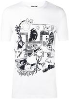 McQ by Alexander McQueen graphic print T-shirt