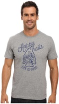 Life is Good Happy Trails Jake & Rocket Arrow Crusher Tee
