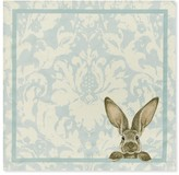Williams-Sonoma Damask Bunny Napkins, Set of 4