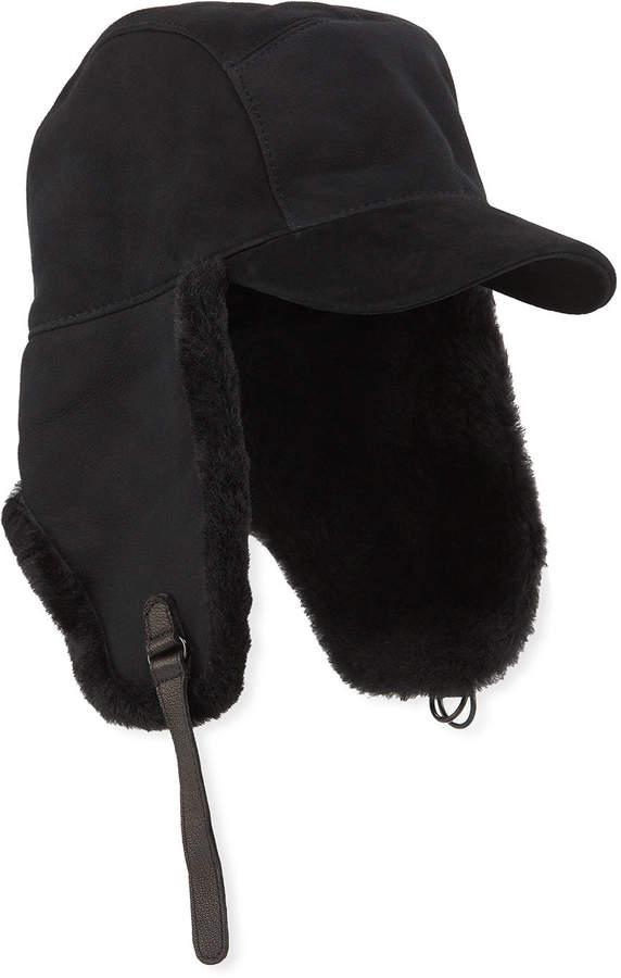 UGG Men's Sheepskin Trapper Hat