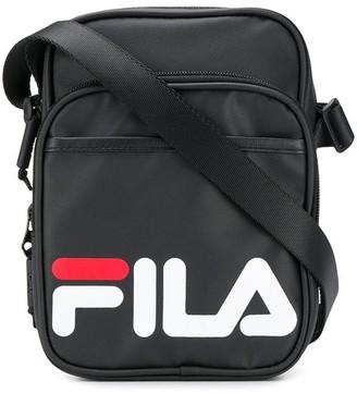 Fila contrast logo shoulder bag