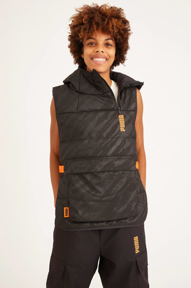 Puma X Central Saint Martins Padded Hooded Vest
