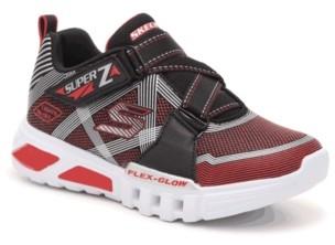 Skechers S Lights Flex Glow Parrox Light-Up Sneaker - Kids'