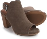Gentle Souls Selga Open-Toe Boots - Nubuck (For Women)
