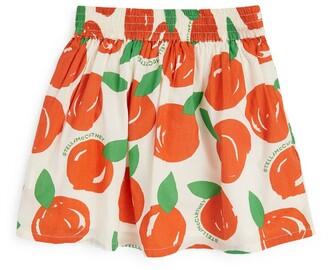Stella McCartney Kids Organic Cotton Clementine Skirt (3-14 Years)