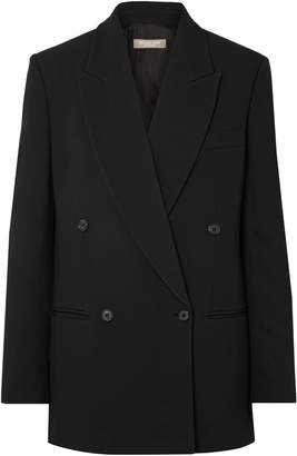 Michael Kors Double-breasted Stretch-crepe Blazer