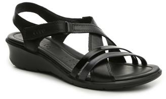 Ecco Felicia Wedge Sandal