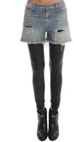 R 13 Shredded Shorts Chap Dylan