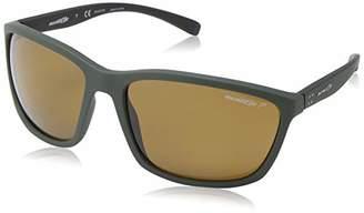 Arnette Men's AN4249 Hand Up Square Sunglasses