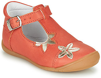 GBB ANAXI girls's Shoes (Pumps / Ballerinas) in Red
