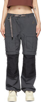 Thumbnail for your product : Nike Grey NRG ACG Smith Summit Cargo Pants