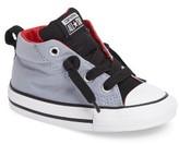 Converse Toddler Boy's Chuck Taylor All Star Street Mid Sneaker