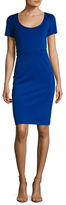 Ava & Aiden Scoopneck Sheath Dress