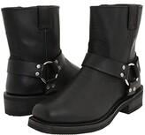 Harley-Davidson El Paso (Black) Men's Work Zip Boots