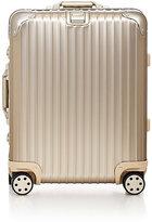 "Rimowa Men's Topas Titanium 22"" Cabin Multiwheel® Trolley"