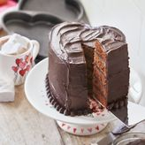 Wilton Heart Layer Cake