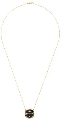 Foundrae 18kt gold Dream Petite Stationary necklace