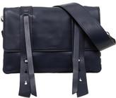 AllSaints FIN LEA BOX BAG