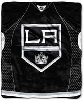 Northwest Company Los Angeles Kings Plush Jersey Throw Blanket