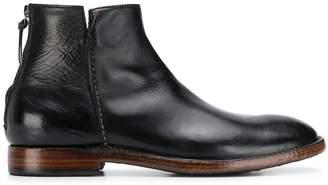 Silvano Sassetti zipped boot