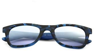 Italia Independent Camo Square Sunglasses