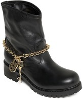 Love Moschino Chained Mid-Shaft Boot
