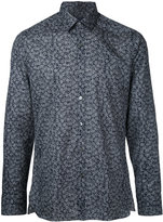 Lanvin paisley-print shirt - men - cotton - 39